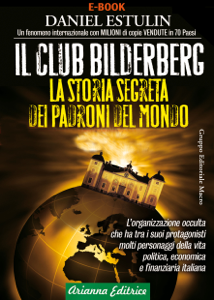 Il Club Bilderberg Libro Cover