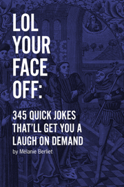 LOL Your Face Off book