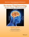 System Engineering Analysis Design And Development