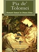 Pia de' Tolomei (I poemetti famosi in ottava rima) Book Cover