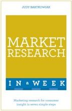 Market Research In A Week