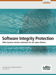 Software Integrity Protection