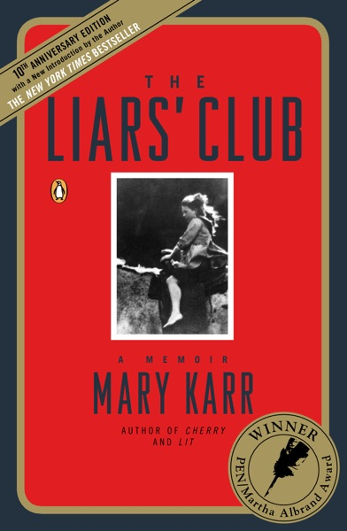 The Liars' Club - Mary Karr book cover