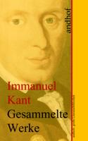 Immanuel Kant - Immanuel Kant: Gesammelte Werke artwork