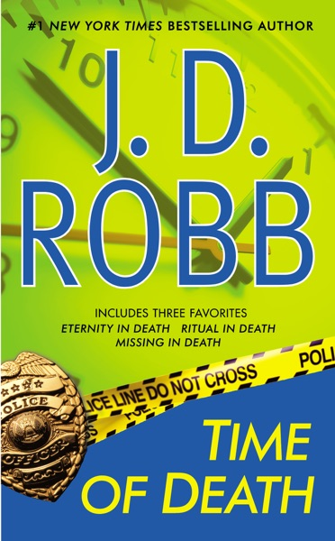 Time of Death - J. D. Robb book cover