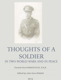 THOUGHTS OF A SOLDIER IN TWO WORLD WARS AND IN PEACE