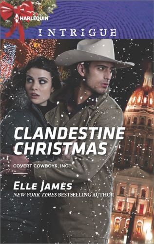 Elle James - Clandestine Christmas
