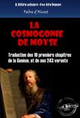 La Cosmogonie de Moyse