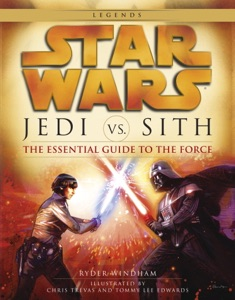 The Essential Guide to the Force: Star Wars Book Cover