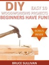 DIY Easy 10 Woodworking Projects Beginners Have Fun