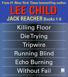 Lee Child's Jack Reacher Books 1-6 PDF Download