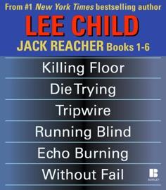 Lee Child's Jack Reacher Books 1-6 PDF Download