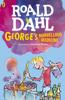 Roald Dahl - George's Marvellous Medicine artwork
