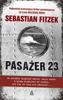 Sebastian Fitzek - Pasażer 23 artwork