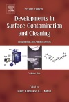 Developments In Surface Contamination And Cleaning Vol 1 Enhanced Edition