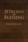 31 Decrees Of Blessing