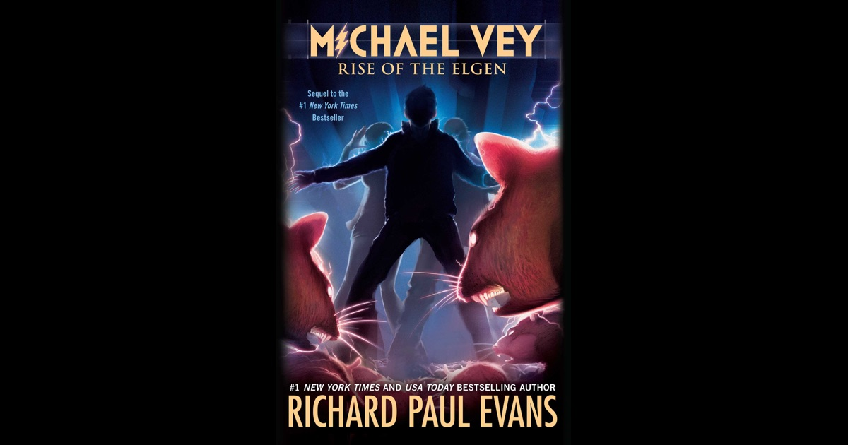 michael vey Michael vey : the prisoner of cell 25 (richard paul evans) at booksamillioncom the start of an action-packed teen series from #1 new.
