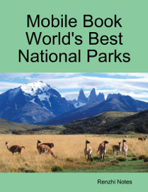 Mobile Book World's Best National Parks book