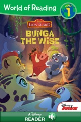 World of Reading: Lion Guard: Bunga the Wise