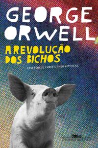 A revolução dos bichos Capa de livro