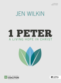 1 Peter - Bible Study Book Book Cover