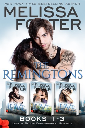 The Remingtons (Books 1-3, Boxed Set) image
