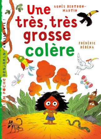 Une très, très grosse colère - Agnès Bertron & Frédéric Rébéna