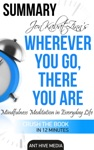 Jon Kabat-Zinns Wherever You Go There You Are Mindfulness Meditation In Everyday Life  Summary