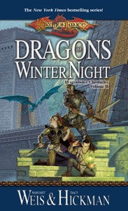 Dragons of Winter Night Book Cover