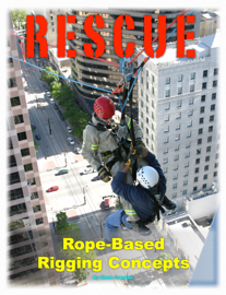 RESCUE: Rope-Based Rigging Concepts book