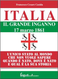 Italia - Il grande inganno (17 marzo 1861) Libro Cover