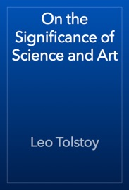 On the Significance of Science and Art PDF Download
