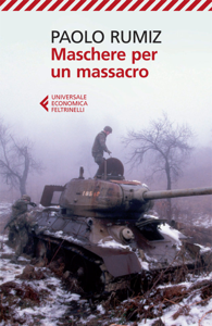 Maschere per un massacro Libro Cover