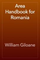 Area Handbook for Romania