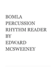Excellerate your Percussion