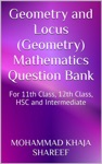 Geometry And Locus Geometry Mathematics Question Bank