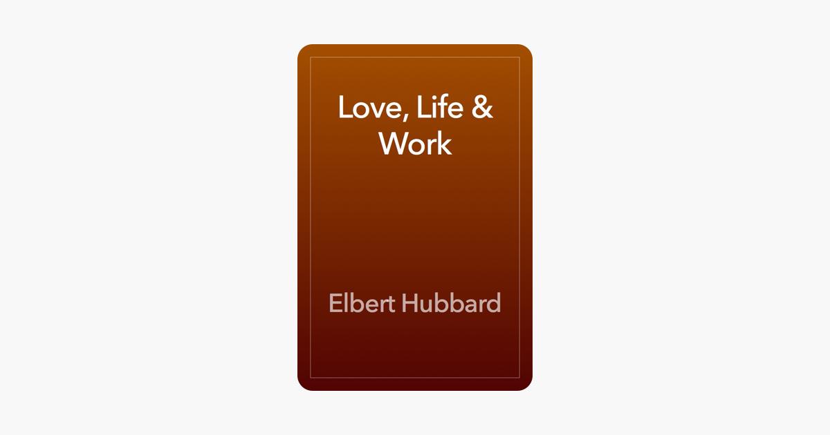 «Love, Life & Work» в Apple Books