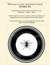 Insect Enrichment Book