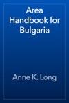 Area Handbook For Bulgaria