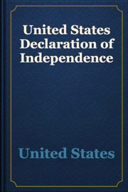 United States Declaration of Independence book