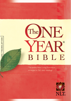 The One Year Bible NLT - Tyndale House Publishers book