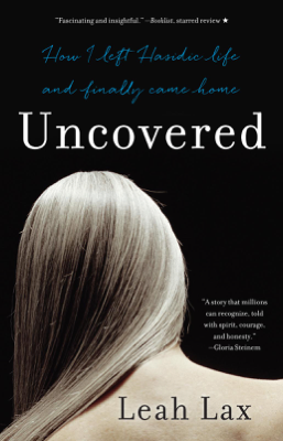 Leah Lax - Uncovered book