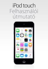 Az iPod touch felhasználói útmutatója iOS 8.4 rendszerhez