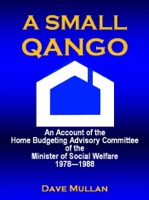 A Small Qango: Reminiscences of the Home Budgeting Advisory Committee of the Minister of Social Welfare 1978 - 1988