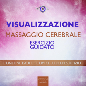 Visualizzazione – Massaggio cerebrale Copertina del libro