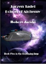 Jarzen Tadel - Echoes Of Alchemy
