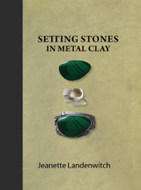 Setting Stones in Metal Clay book