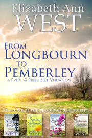 From Longbourn to Pemberley, Year One of the Seasons of Serendipity book
