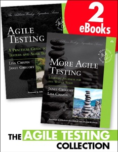 The Agile Testing Collection Book Cover