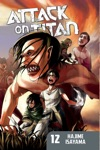 Attack On Titan Volume 12
